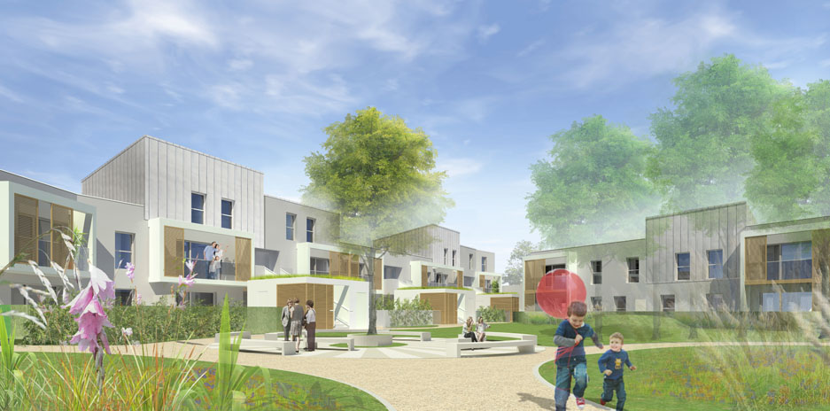 2013 saint brieuc 50 logements fauquert architectes. Black Bedroom Furniture Sets. Home Design Ideas