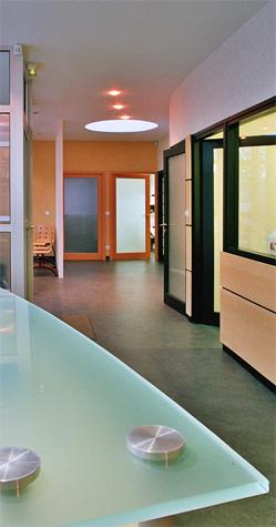 1998 et 2006 lannion cin ma les baladins fauquert architectes. Black Bedroom Furniture Sets. Home Design Ideas